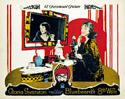 Lobbycard Prints - Bluebeards Eighth Wife, Gloria Swanson Print by Everett