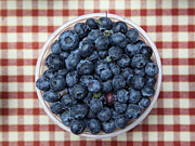Fruit Basket Prints - Blueberries - 5D17825 Print by Wingsdomain Art and Photography