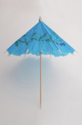 Form Prints - Bluebrella Print by Dan Holm