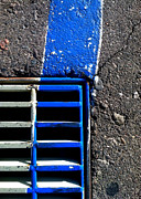 Casa Grande Photos - Bluer Sewer Four by Marlene Burns