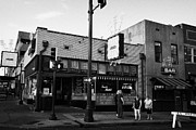 Tenn Prints - Blues City Cafe On Beale Street In Downtown Memphis Tennessee Usa Print by Joe Fox