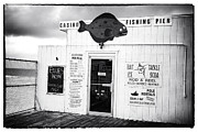 Seaside Heights Prints - Blues Now Print by John Rizzuto