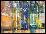 Grey Goose Prints - Blur Print by Jami Childers