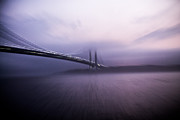 Jean-baptiste Aguilhon-Levesque - Blurry Verrazano Bridge