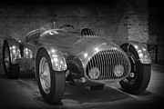 Bmw Racing Classic Bmw Prints - BMW 328 Allard Print by Ralf Kaiser
