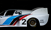 M1 Racing Prints - Bmw M1c Print by Andrew  Cragin