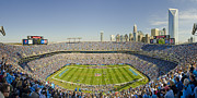 Clear Sky Images - BOA Stadium Skyline