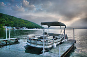 Finger Lakes Photos - Boat At Rest by Steven Ainsworth