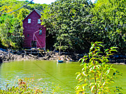 Gordon H Rohrbaugh Jr - Boat House in Maine