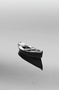 Pakistan Framed Prints - Boat In River Jhelum Framed Print by Amer S Raja - Arifsons, Jhelum.