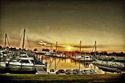Timothy J Berndt Art - Boaters Delight by Timothy J Berndt