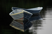 Kennebunkport Art - Boats by Cynthia Berg