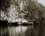 Skip Nall - Boats on Halong Bay 1