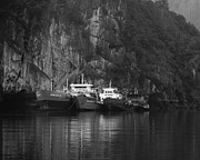 Skip Nall - Boats on Halong Bay 2
