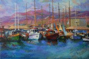 Vadim Makarov - Boats.Red Sea.Eilat