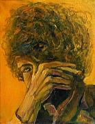 Bob Dylan Art - Bob Dylan by Jeffrey Carnal