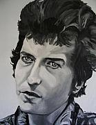 Bob Dylan Art - Bob Dylan by Mary Capriole