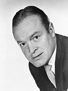 1960s Portraits Framed Prints - Bob Hope Presents The Chrysler Theatre Framed Print by Everett
