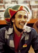 Bob Marley Portrait Prints - Bob Marley 1979 Print by Chris Walter