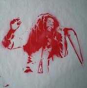 Popstar Originals - Bob Marley by Barry Boom