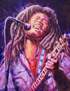 Entertainer Originals - Bob Marley by Ed Breeding