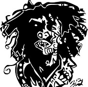 Dreadlocks Prints - Bob Marley Print by Kamoni Khem