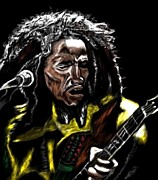 Herbert Renard - Bob Marley Lively Up...