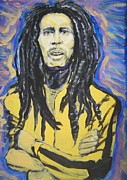 Anthony Parillo - Bob Marley Painting
