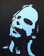 Guitarists Paintings - Bob Weir by Gayland Morris