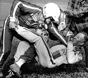 Daytona 500 Photos - Bobby Allison Lfights With Cale by Everett