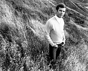 Sweating Metal Prints - Bobby Vee, Ca. 1968 Metal Print by Everett