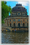 Museums Framed Prints - Bode Museum Framed Print by Joan Carroll