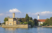 Sights Art - Bodensee Lake Constance Schloss Montfort castle by Matthias Hauser