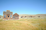 Ghost Town Framed Prints - Bodie 04 Framed Print by Earl Bowser