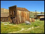 Mining Town Prints - Bodie Ghost Town - US 395 Print by Glenn McCarthy Art and Photography