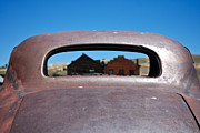 Rusted Framed Prints - Bodie Ghost Town I - Old West Framed Print by Shane Kelly