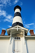 Bodie Island Lighthouse Framed Prints - Bodie Island Lighthouse Framed Print by John Greim