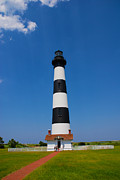 Lighthouses Usa - Bodie Island Lighthouse Outer Banks by Susanne Van Hulst