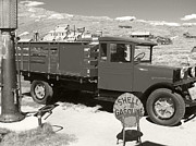 Bodie Shell Gasoline 2 Print by Philip Tolok