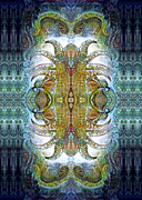 Otto Rapp Prints - Bogomil Variation 14 - Otto Rapp and Michael Wolik Print by Otto Rapp