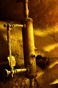 Boiler Photos - Boiler Room by Newel Hunter
