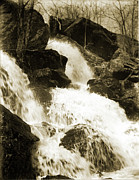 Early Photography Originals - Boiling Brook by Jan Faul