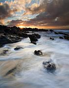 Fleurieu Peninsula Photos - Boiling Tides by Mike  Dawson