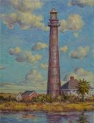 Henry David Potwin - Bolivar Lighthouse