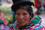 Geraint Rowland - Bolivian Portrait