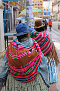 Geraint Rowland - Bolivian Women 