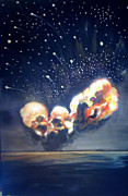 All Acrylic Prints - Bomb by Samantha Lockwood
