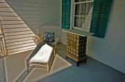Lounge Photo Originals - Bon Secour Lounge on the Porch by Michael Thomas