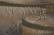 Good Luck Digital Art Posters - Bon Voyage Poster by Vicki Ferrari Photography