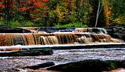Matthew Winn - Bonanza Falls in Autumn II